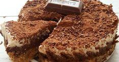 Raw Tiramisu czyli nie pieczesz a jesz Tiramisu, Ethnic Recipes, Fit, Shape, Tiramisu Cake