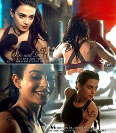 Horns Like a devil Isabelle Lightwood, Shadowhunters Series, Shadowhunters The Mortal Instruments, Hunter Outfit, Barbie Movies, Matthew Daddario, Wattpad, Malec, Shadow Hunters