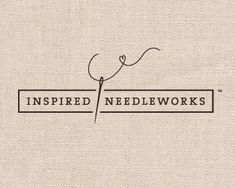 Inspired Needleworks by StudioInk   -   Client Work   -   logopond.com