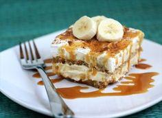 Banana Caramel Cream Tiramisu :: Butter With A Side of Bread