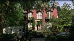 Mercer House in the...