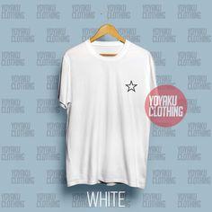 Jual Star T-Shirt - Yoyaku Shop | Tokopedia Tumblr Tee, New York T Shirt, Medan, Yin Yang, Superman, Barbie, Victoria, Tees, Sweatshirts