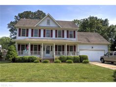 FAVE!! 116 Lakeview Dr In Newport News, Va Home - Sold