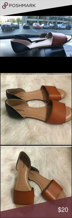 Merona size 8 new with tags. Size 8 new with tags. Merona Shoes Flats & Loafers