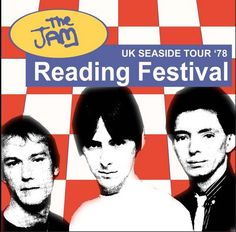 – Addicted To London Reading Festival, Paul Weller, Rock News, Great Bands, New Wave, Punk Rock, Singer, Tours, Music