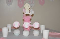It's A Girl Baby Shower Decorations by LittleTreasures937 on Etsy, $40.00