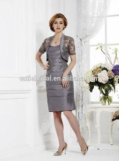 vestido de la mamá de la novia cobrizo - Buscar con Google