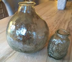 Avalon vase large and small