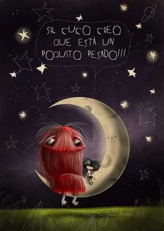 images about Puro pelo I Cool, Cool Stuff, Cute Phrases, Mr Wonderful, Art Challenge, Positive Life, Stars And Moon, Illustration, Qoutes