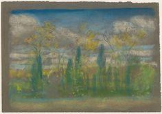 Arthur B. Davies (American, 1862–1928). Spring. The Metropolitan Museum of Art, New York. Gift of A. W. Bahr, 1958 (58.21.24) #spring