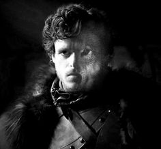 I'm trying. :D The Young Wolf, amazing Robb Stark