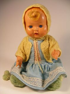 Vintage Baby Doll