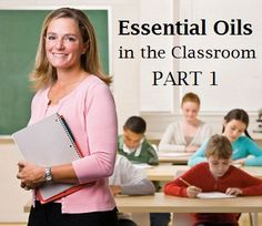 """One parent said after touring the school that it sealed the deal for her when she saw the doTERRA diffuser!"" Read about how to use Essential Oils in the Classroom here https://doterra.com/US/en/brochures-magazines-doterra-living-fall-2016-the-classroom"