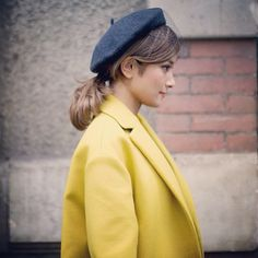 We're featuring a lot of Paris street style on Fashionising at the moment - this chicness warrants lots of sharing  