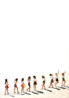 Girls' Generation (with former member Jessica)