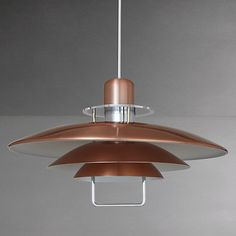 Buy John Lewis Felix Rise and Fall Pendant Light Online at johnlewis.com