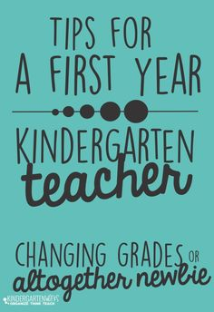 "I do not believe this list to be exhaustive. It's just what I see as top priorities to wrap your mind around when you're staring down a ""school starts"" date on the calendar. I like sharing about how I think on this blog. I hope you find these tips helpful if you're a new to teaching or just new to kindergarten."