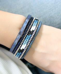 bracelet-multi-tours-cuir-bleu-1