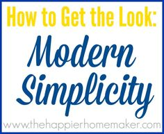 How to Get the Look: Modern Simplicity w/ @Zak Greant Damman`