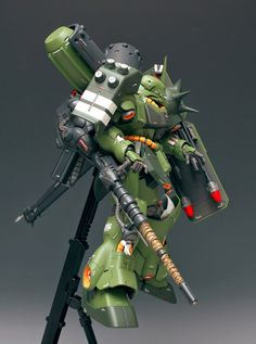 MG 1/100 Geara Doga [Heavy Armament Type] - Customized Build