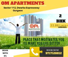 Book An Apartment on Most Awaited Location On Dwarka Expressway Sector Dwarka Expressway 2 BHK Starting Lacs* Book With Bank Loan up to Govt. Subsidy up to Lacs* Under Call 9717128812 Apartment Layout, Apartment Projects, Home Projects, Apartment Balconies, Apartments, Cornice Design, Badminton Court, Better Books