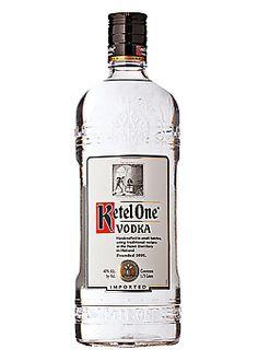 Ketel One Vodka. My FAVORITE vodka!
