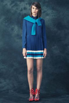 House of Holland Pre-Fall 2014 - Slideshow