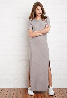 Maxi T-Shirt Dress | Forever 21 - 2000161923