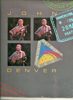 John Denver John Denver, Wild Hearts, Beautiful Soul, Storytelling, Jr, Singer, Paper, Board, Gift