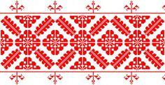 NM 126860 Párnavég mintája Készítés ideje: XIX. század második fele Készítés helye: Kalotaszeg