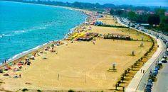 Transfers Thessaloniki to Katerini Thessaloniki, Baseball Field, Santorini, West Coast, Seaside, Golf Courses, Greece, Asia, Beach