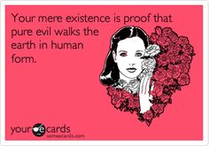 Exactly. I didn't know how evil a person can be until I heard about a bitch who is trying to force someone to take a child away from its mother! Her plan is for my man to sue my baby away from me, and then marry him in the future and she will raise my baby with him. I threw up when i heard she says this kind of things.. I'm still in shock how disgusting people are. She is Just nasty poison.