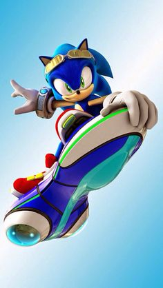 Sonic the Hedgehog iPhone 4 wallpaper Cool Wallpapers