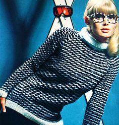 Ski fashion - Regina Mode (Dutch) October 1967