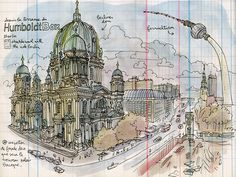 berliner dom by lapin barcelona, via Flickr