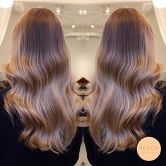 Soft mörkblond ombre Sand Brown Hair, Brown Blonde Hair, Brunette Hair, Blonde Honey, Cut Her Hair, Hair Cuts, Sandy Hair Color, Honey Hair, Light Hair
