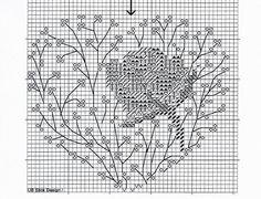 Flowers - Roses - Gypsophila - Hearts