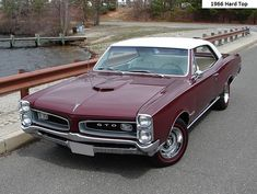 How to identify a 1966 Pontiac GTO (Coupe, Hardtop & Convertible) | classicregister