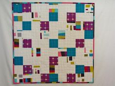 Scattered Squares Quilt