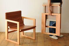 Junzo Yoshimura たためる椅子