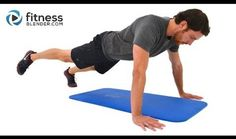 Killer at Home Chest Workout – 10 Minute Chest Workout Without Weights