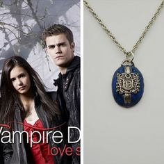 2015 Vintage The Vampire Diaries Damon Necklaces & Pendants Elena's Vervain Antique Necklace For Women And Men Movie Link Chain  //Price: $US $1.19 & FREE Shipping //     #gameofthrones #gameofthronestour #gameofthronesfamily  #starks #got #agot #asoiaf