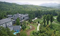 Groupon - $135 for a One-Night Stay at Brasstown Valley Resort & Spa in Young Harris, GA - Definitely want to get a group who is down to make a trip and go relax no BS - Check out the link and let me know ASAP!