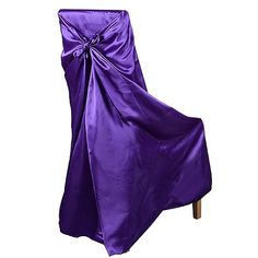 christmas chair covers the range ikea vanity 52 best party chairs wedding linen fuzzy fabric spandex banquet cover purple f https