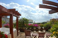 Two Bedroom Penthouse condo rental at The Royal Palms in Playa del Carmen Mexico