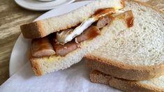 Hp Sauce, Hot Dog Buns, Hot Dogs, Cafe Delight, Kensington, Bread, Breakfast, Food, Morning Coffee