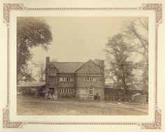 The photographs of the Sherdley Estate buildings shown below were taken by R. Brook in Rory Hughes (Lord St. Helens) maintains possession of the photographs from which these scans were. Saint Helens, Family Album, Liverpool, Over The Years, Growing Up, Photographs, Park, Painting, Image