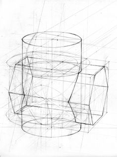 Creative Draw A Monster Ideas. Exacting Draw A Monster Ideas. 3d Drawing Tutorial, Sketches Tutorial, Structural Drawing, Technical Drawing, 3d Drawings, Pencil Drawings, Perspective Drawing Lessons, Silverpoint, Isometric Drawing