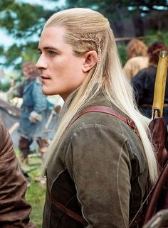 Orlando Bloom As Legolas Greenleaf ORLANDO on Pinterest |...