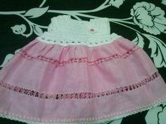 New born dress-vestidito de niña